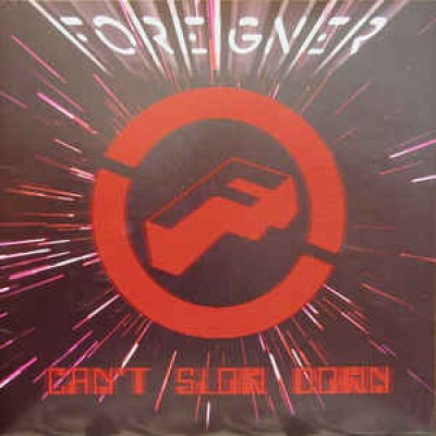 Foreigner – Cant Slow Down LP Gatefold
