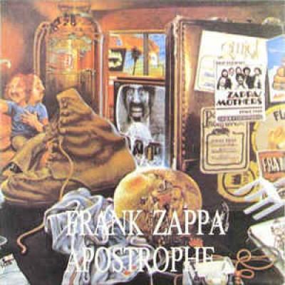 Frank Zappa – Apostrophe LP Russia