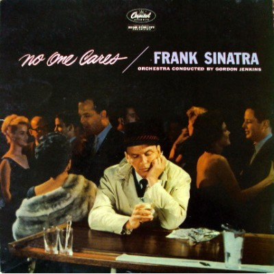 Frank Sinatra ‎– No One Cares LP UK 1959