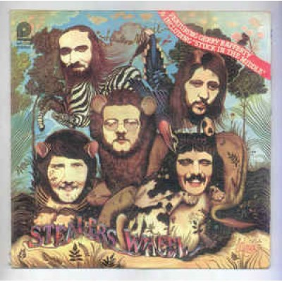 Stealers Wheel ‎– Stealers Wheel LP US 1979