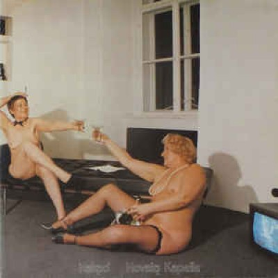 Novaks Kapelle – Naked LP 1978 Austria