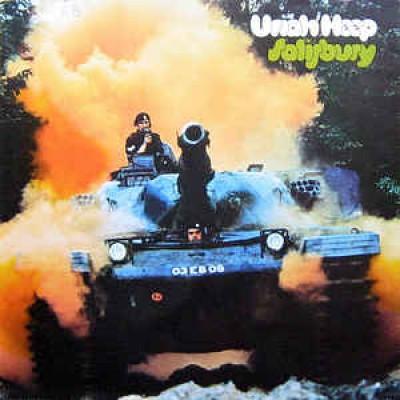 Uriah Heep – Salisbury LP Germany