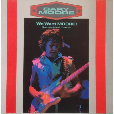 Gary Moore - We Want Moore! 2LP Gatefold