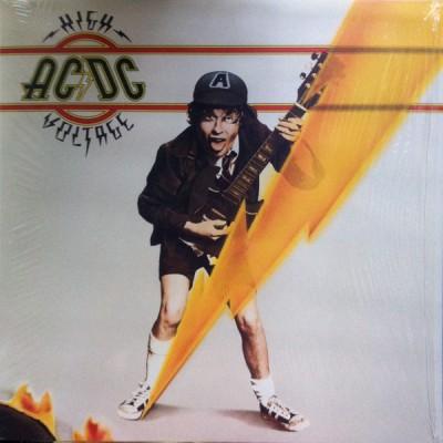 AC/DC – High Voltage LP 2009 Reissue
