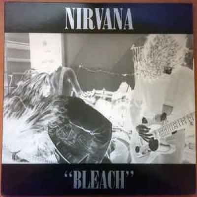 Nirvana – Bleach 2LP Deluxe Edition 2009 Reissue