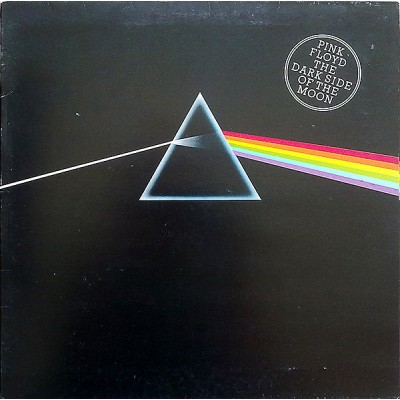 Pink Floyd - The Dark Side Of The Moon LP Gatefold + 2 Posters