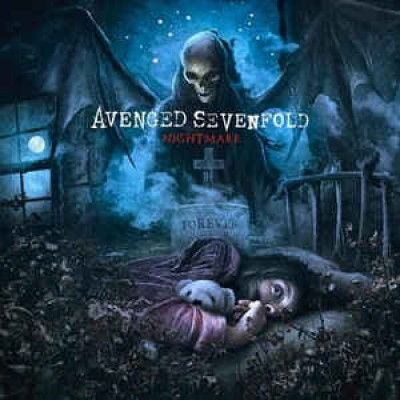 Avenged Sevenfold - Nightmare 2LP US Gatefold