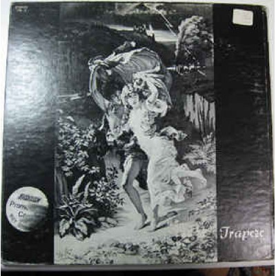 Trapeze – Trapeze US 1970 Gatefold Pressed BY H.V. Waddell