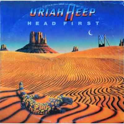 Uriah Heep – Head First LP Yugoslavia