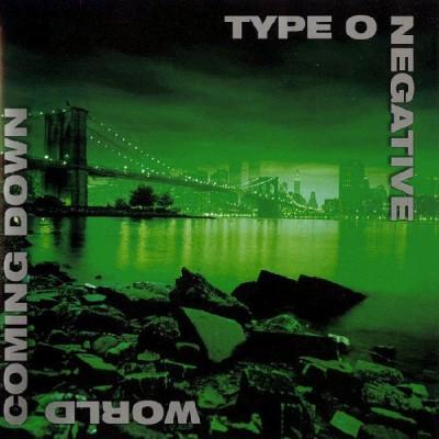 Type O Negative - World Coming Down 2LP Ltd Ed Green Black Vinyl NEW 2019 Reissue + Poster ПРЕДЗАКАЗ