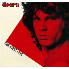 The Doors - Greatest Hits LP 1985 Czekhoslovakia + inlay