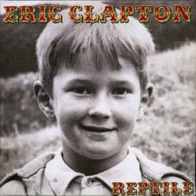 Eric Clapton – Reptile 2LP Gatefold