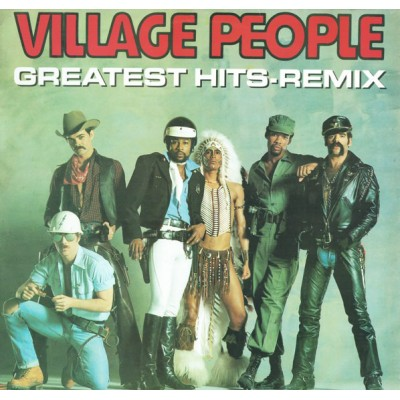 Village People - Greatest Hits - Remix