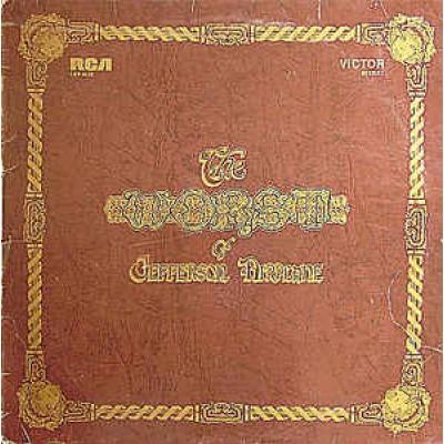 Jefferson Airplane – The Worst Of Jefferson Airplane LP 1971 Germany