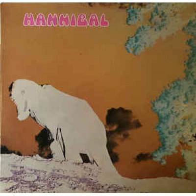 Hannibal – Hannibal LP Gatefold Germany 1970