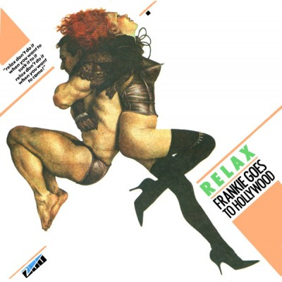 Frankie Goes To Hollywood - Relax 7''