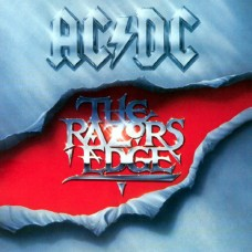 AC/DC ‎– The Razors Edge LP 2009 Reissue