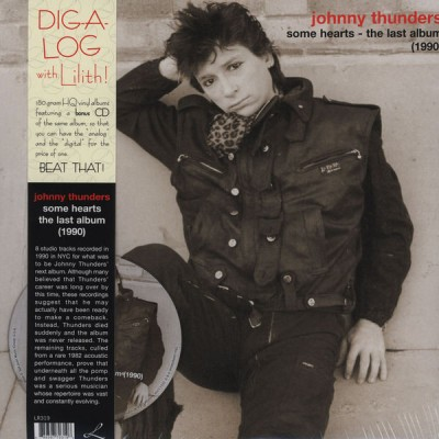 Johnny Thunders - Some Hearts - The Last Album (1990)