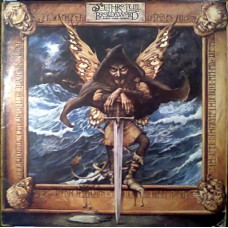 Jethro Tull - The Broadsword And The Beast LP 1982 Yugoslavia + inlay