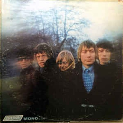 The Rolling Stones – Between The Buttons LP US 1967 Mono, Maroon/Brownish label