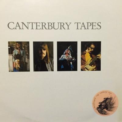 Soft Machine / Kevin Ayers / Robert Wyatt - Canterbury Tapes