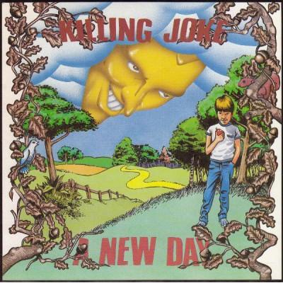 Killing Joke - A New Day 7''