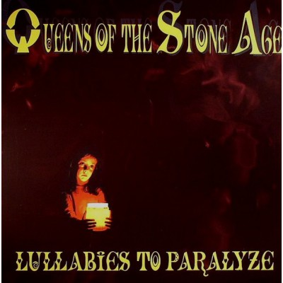 Queens Of The Stone Age - Lullabies To Paralyze 2LP NEW 2019 Reissue, ПРЕДЗАКАЗ