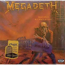 Megadeth - Peace Sells But Whos Buying