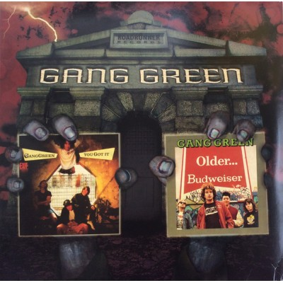 Gang Green - You Got It / Older...