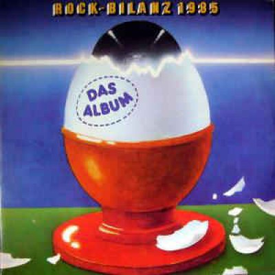Various ‎– Das Album - Rock-Bilanz 1985 2LP Gatefold