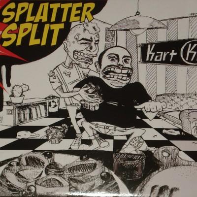 Chiodo A Martello / Ligera 73 - Splatter Split