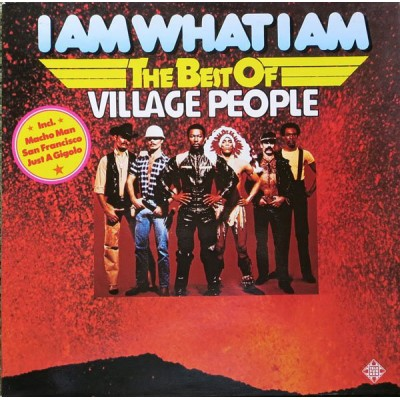 Village People - I Am What I Am - The Best Of Village People