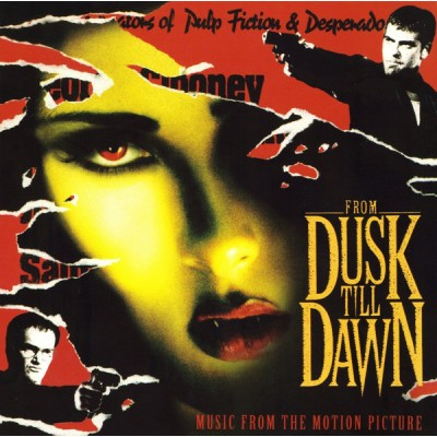 Various - From Dusk Till Dawn: Music From The Motion Picture LP Gatefold 2012 Reissue