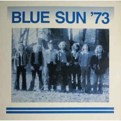 Blue Sun – 73 LP Blue Vinyl Ltd Ed 500 Copies 1992 Denmark
