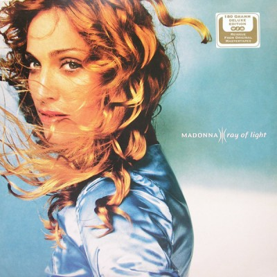 Madonna - Ray Of Light 2LP NEW 2018 Reissue
