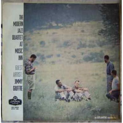 The Modern Jazz Quartet Guest Artist: Jimmy Giuffre - The Modern Jazz Quartet At Music Inn