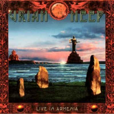 Uriah Heep – Live In Armenia 2LP Gatefold