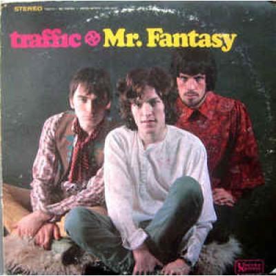Traffic – Mr. Fantasy LP US 1968