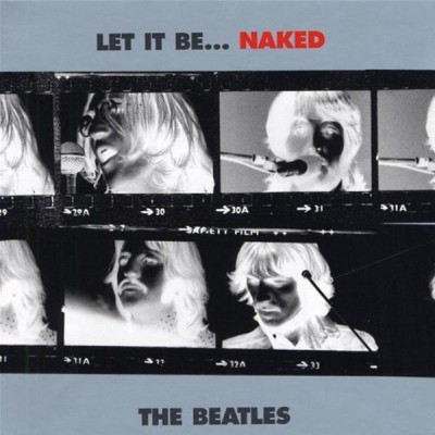 The Beatles – Let It Be... Naked LP + 7 + 20-page Booklet Gatefold
