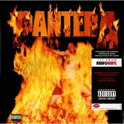 Pantera - Reinventing The Steel LP 2012 Reissue