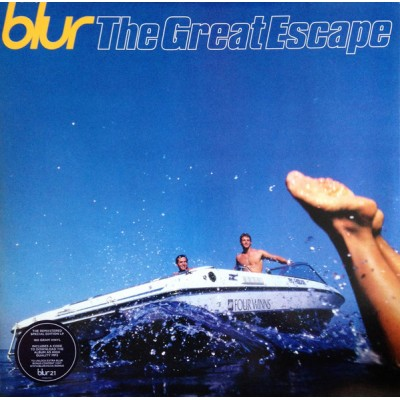Blur ‎– The Great Escape 2LP Gatefold Special Edition