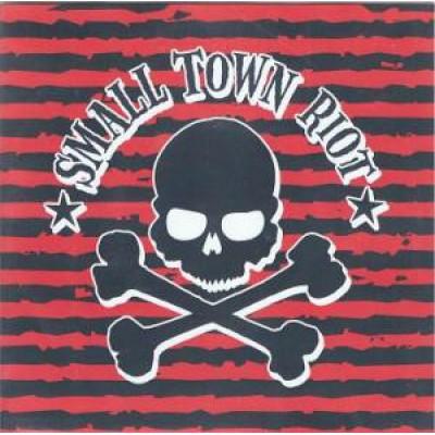 Small Town Riot - Skulls & Stripes 7''
