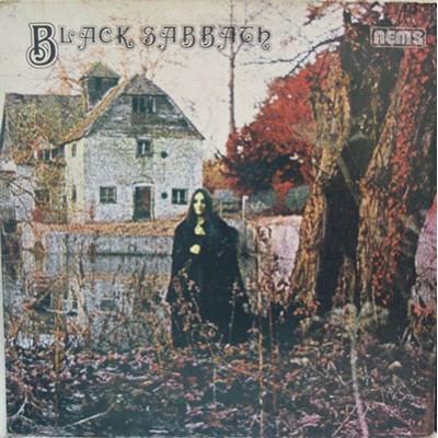 Black Sabbath – Black Sabbath LP Gatefold France 1976 Reissue