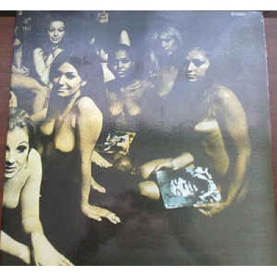 The Jimi Hendrix Experience – Electric Ladyland 2LP Russia Gatefold