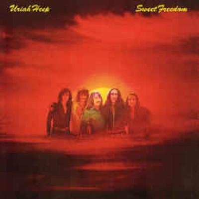 Uriah Heep – Sweet Freedom LP Reissue 2007