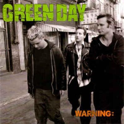 CD Green Day – Warning: (Germany)