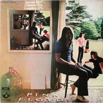 Pink Floyd – Ummagumma 2LP US Gatefold1983 Reissue