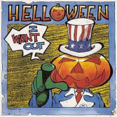 Helloween – I Want Out 12 EP UK 1988