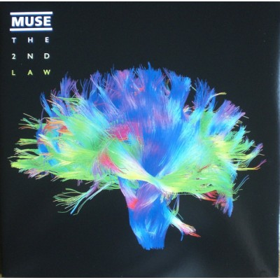 Muse - The 2nd Law 2LP Gatefold