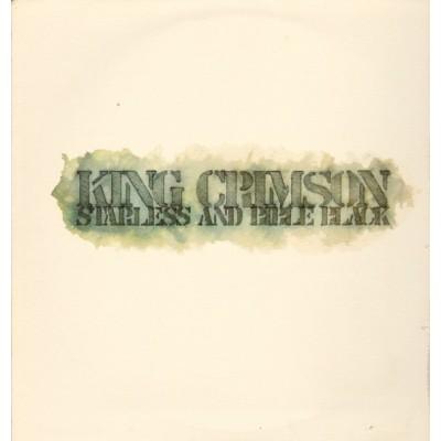 King Crimson - Starless And Bible Black LP UK 1987 + inlay